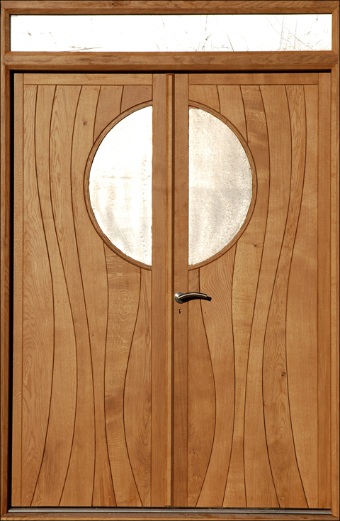 Oak Door & Sam Chinnery Architectural Gallery Pezcame.Com